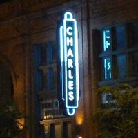 Photo taken at Charles Theatre by SidJacks on 6/13/2012