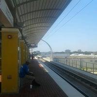 Photo taken at Royal Lane Station (DART Rail) by John U. on 8/10/2012