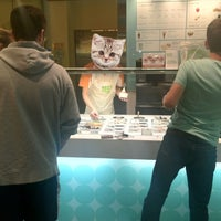 Photo taken at Pinkberry by Brandon H. on 7/3/2012