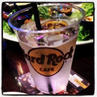 Photo taken at Hard Rock Cafe Memphis by Aubrey L. on 5/6/2012