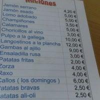 Photo taken at Café Bar Altamira by Iván L. on 5/29/2012