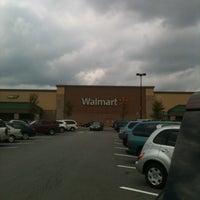 Photo taken at Walmart Supercenter by brad a. on 8/14/2012