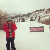 Photo taken at Winter Dew Tour by Joey F. on 2/12/2012