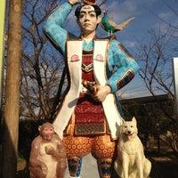 Photo taken at 吉備SA (下り) by Kenji N. on 2/11/2012