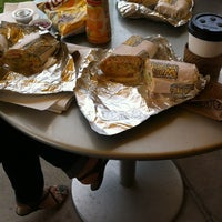 Photo taken at Which Wich? Superior Sandwiches by Monira A. on 5/8/2012