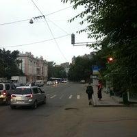 Photo taken at ост. Цирк by Ogurtsoff on 8/7/2012