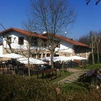 Photo taken at Txakoli Simon by Asier P. on 3/13/2012