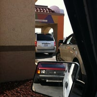 Photo taken at Taco Bell by Cherie F. on 2/23/2012