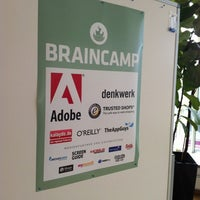 Photo taken at BrainCamp by DieSteph on 9/1/2012