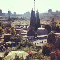Photo taken at Hanbat Arboretum by MH on 4/7/2012