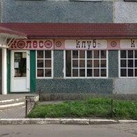 Снимок сделан в Музыкальный клуб «Колесо» пользователем Ivan 5/27/2012