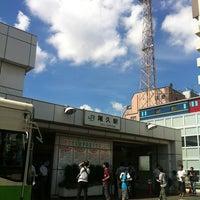 Photo taken at Oku Station by heiwa4126 on 9/9/2012