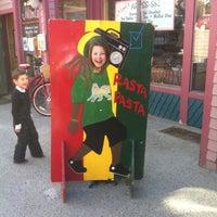 Photo taken at Rasta Pasta by Dawn Z. on 3/14/2012