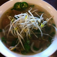 Photo taken at Bowl of Pho by Nikko M. on 2/16/2012