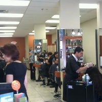 Photo taken at Hair Cuttery by Y B. on 3/10/2012