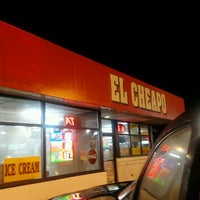 Photo taken at El Cheapo by sandra M. on 8/31/2012