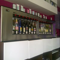 Photo taken at Shiraz Wine Experience & Art Cafe by MissPurrrrFect &. on 9/1/2012