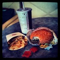 Photo taken at Burger King by Rizki K. on 7/13/2012