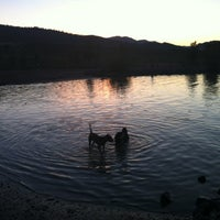 Photo taken at Horsetooth Dog Park by Dan S. on 6/9/2012