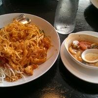 Photo taken at Osha Thai Noodle Cafe by Courtney C. on 9/13/2012