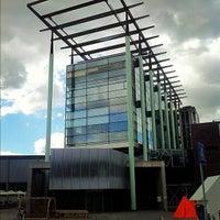 Photo taken at Het Nieuwe Instituut by Yoshimi Y. on 6/13/2012