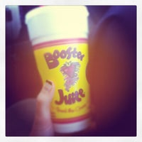 Photo taken at Booster Juice by Kristie K. on 8/5/2012