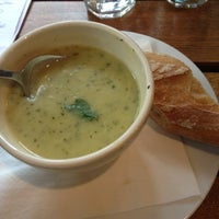 Photo taken at Le Pain Quotidien by Apochap on 9/3/2012