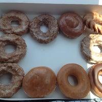 Photo taken at Krispy Kreme Doughnuts by Douglas K. on 7/5/2012