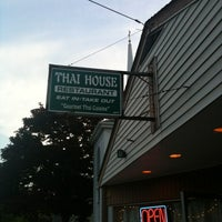 ... Photo Taken At Thai House Restaurant By Arthur C. On 5/30/2012 ...