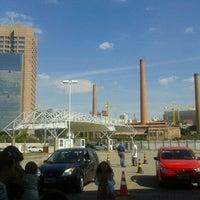 Photo taken at CONTROLAR - Inspeção Veicular by Fernando B. on 8/4/2012