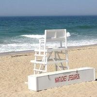 Photo taken at Madaket Beach by Matt H. on 6/30/2012