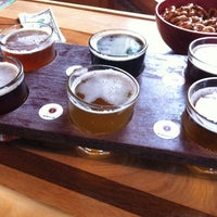 Photo taken at People's Brewing Company by Jay H. on 9/7/2012