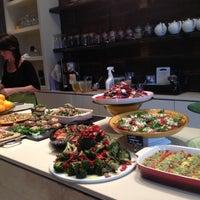 Photo taken at L'ETO Caffe by Melanie S. on 8/24/2012