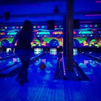 Photo taken at Funtime Bowl by Kenneth U. on 8/5/2012