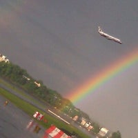 Photo taken at Terminal D (Delta Terminal) by Ibeth V. on 6/7/2012