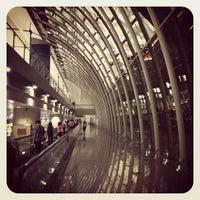Photo taken at Guangzhou Baiyun International Airport (CAN) by Travis Z. on 6/20/2012