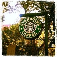 Photo taken at Starbucks by Rodrigo O. on 2/21/2012