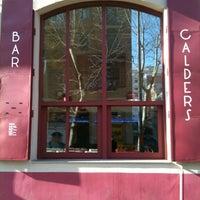 Foto tomada en Bar Calders por Alex A. el 2/12/2012