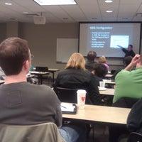 Photo taken at Microsoft by Michael K. on 2/8/2012