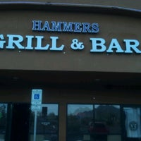 Photo taken at Hammers by Selene M. on 3/28/2012