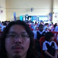 Photo taken at SJK (C) Yoke Min, Bangi by the d. on 5/16/2012