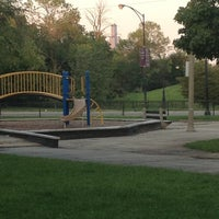 Photo taken at Douglas (Stephen) Park by Terrance J. on 9/6/2012