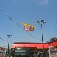 Photo taken at In-N-Out Burger by Cookie H. on 6/17/2012