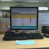 Photo taken at PT. Link Net Tbk. by Uutucherenz .. on 8/15/2012