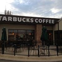 Photo taken at Starbucks by AwayIsHome on 9/12/2012