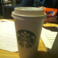 Photo taken at Starbucks by Karla S. on 3/28/2012
