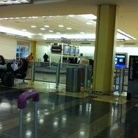 Photo taken at DCA Baggage Claim by Justin K. on 3/7/2012