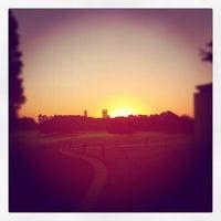 Photo taken at Carolina Golf Club by Elana G. on 9/10/2012