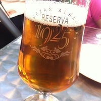 Photo taken at Cerveceria Bacciu by Fabian P. on 6/17/2012
