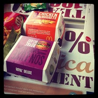 Photo taken at McDonald's by Pierre Mickael M. on 5/20/2012
